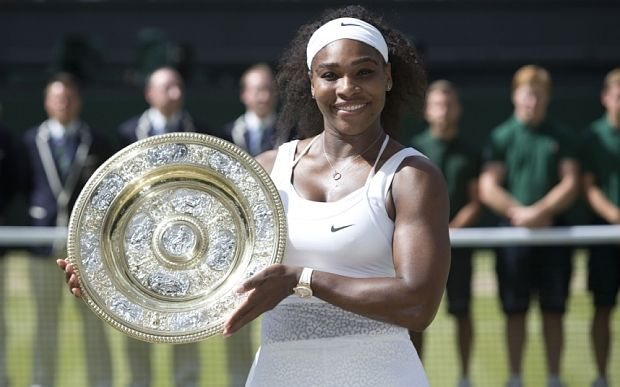 Serena Williams - The Greatest Of All Time (By Staff) http://worldinsport.com/serena-williams-the-greatest-of-all-time/