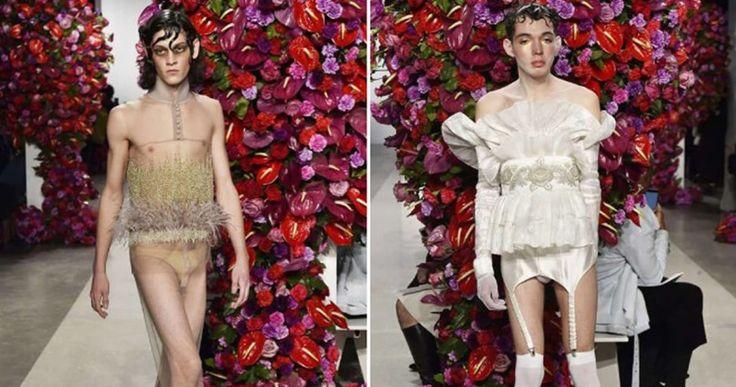 Θα μας Τρελάνουν! Σύμφωνα με τους Σχεδιαστές Μόδας αυτά είναι τα Ρούχα που Πρέπει να Φοράει ο Άντρας για να δείχνει Στιλάτος! Crazynews.gr