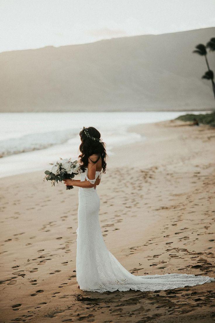 18 Beach wedding ideas   beach wedding, wedding, beach wedding dress