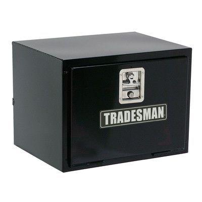 Lund Inc. Underbody Truck Tool Box Color: Black