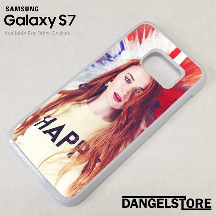 sophie turner 11 For Samsung S7 Case