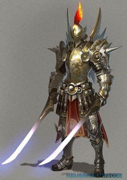 【设定参考】别致的铠甲设定参考系列4,很... 来自原画梦官网 - 微博
