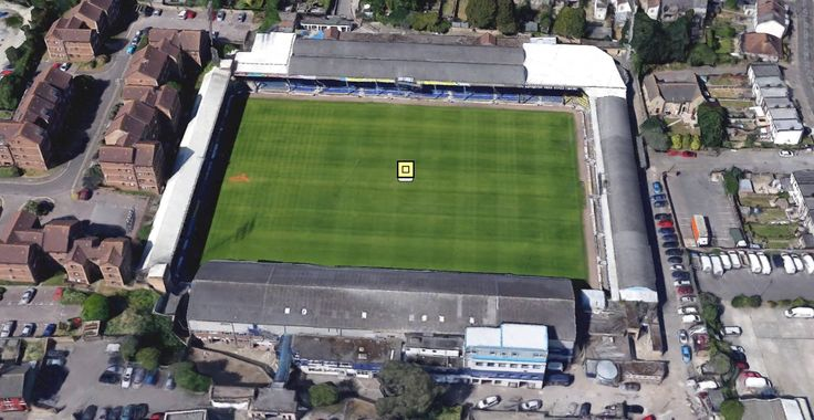 Roots Hall - Home of Southend United FC