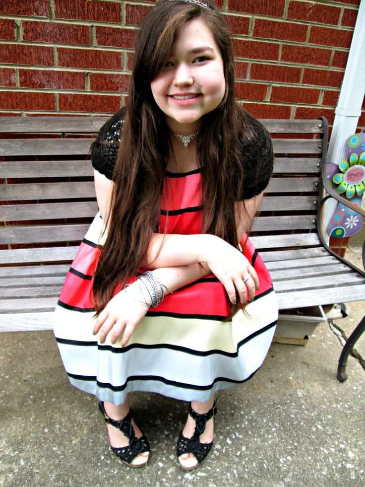 Unique Geek: Fashion With Liz: Stripes For Days #stripedress #churchoutfit #mididress #wedges #teenfashion #teen #ootd #cuteootd: Unique Geek: Fashion With Liz: Stripes For Days #stripedress #churchoutfit #mididress #wedges #teenfashion #teen #ootd #cuteootd