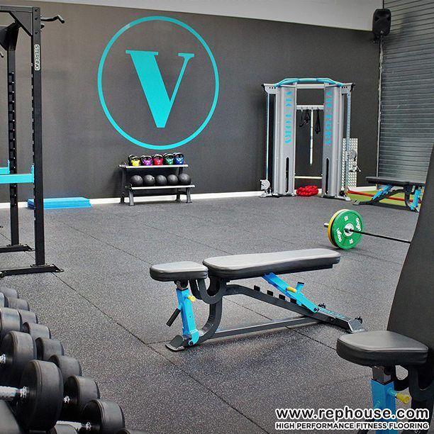 Neoflex Premium Gym Tiles Victory Bespoke Fitness Bathgate Scotland Small Home Gyms At Home Gym Gym