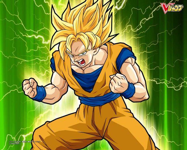 Imagenes de Goku fase 15