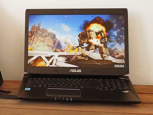 Laptop Game Asus G750JZ Specs dan Review (ngerii) - Laptopbaru.com