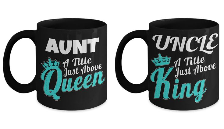 Niece Gifts From Aunt Teen - Personalized Gifts Aunt - Uncle Aunt Coffee Mug - 15 Oz Happy Birthday Uncle Gifts - World Greatest Uncle Mug