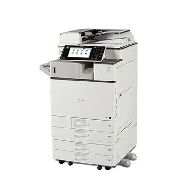 Ricoh Mp C2003 Color Laser Multifunction Printer Copier Ricoh Multifunction Printer Printer Mobile Print