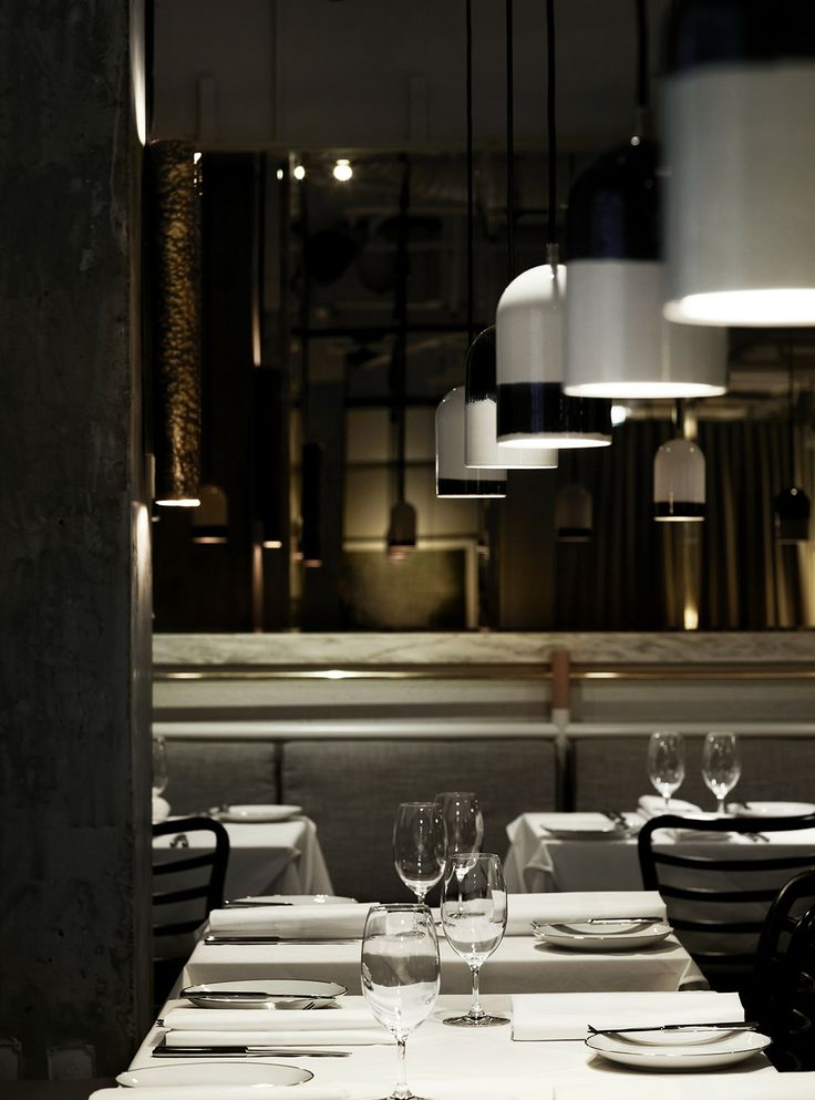 Hospitality Interior Design by Fiona Lynch Design Office for Prix Fixe, Melbourne. Photography by Sharyn Cairns