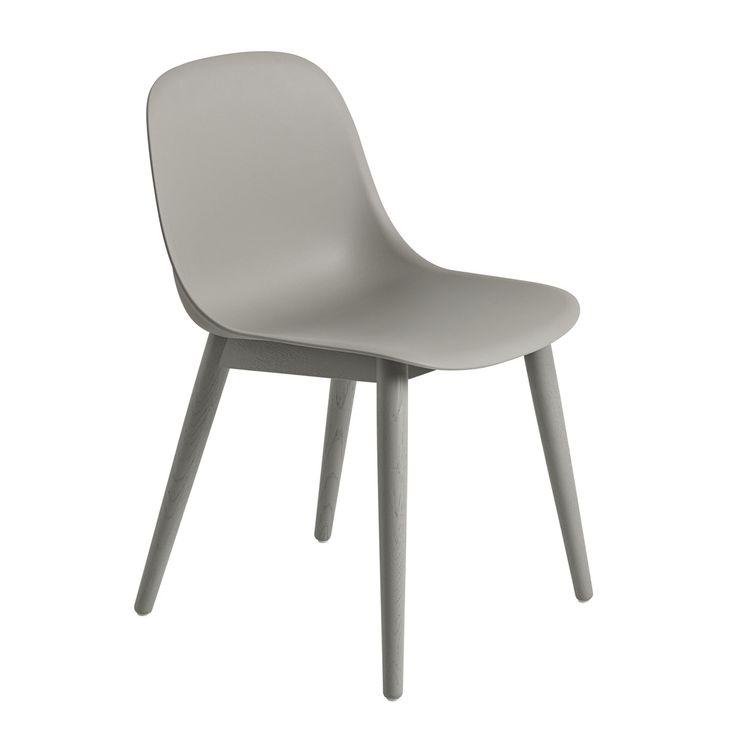 Muuto - Fiber Side Chair Wood