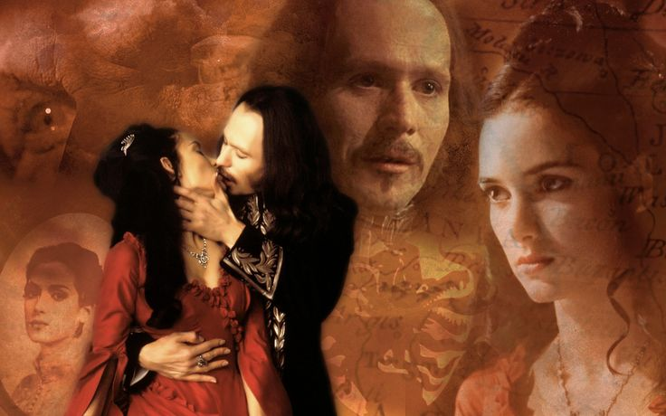 I have crossed oceans of time to find you...(Count Dracula)...... Bram Stoker's Dracula