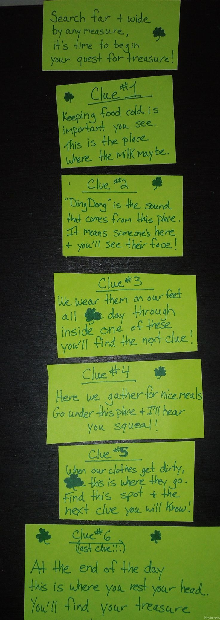 PlayDrMom shares some St. Patrick's Day Fun ... great activities to do with your kids!