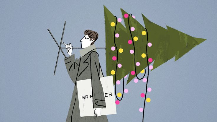 How To Pick The Perfect Christmas Tree MR PORTER, we think a good old-fashioned pine-scented fir is just the thing. And as such, we've put together the following guide to picking the perfect tree, with a little help from Christmas tree expert Mr Sam Hardcastle of Bloomfield Wholesale Florist.