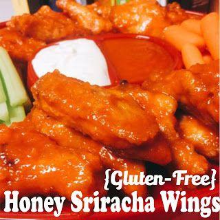 The Devilish Dish: Gluten-Free Honey Sriracha Wings