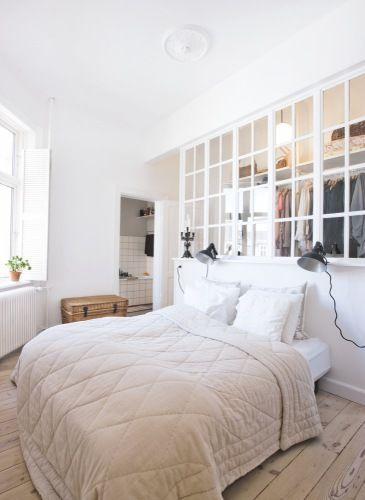 Nice Wohnideen Schlafzimmer mit begehbarem kleiderschrank
