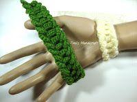 Tina's handicraft : romanian crochet ccord No 7
