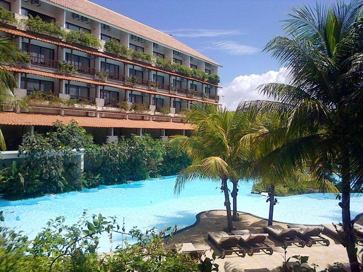 Swimming pools Swiss Bel Nusa Dua, Bali, Indonesia