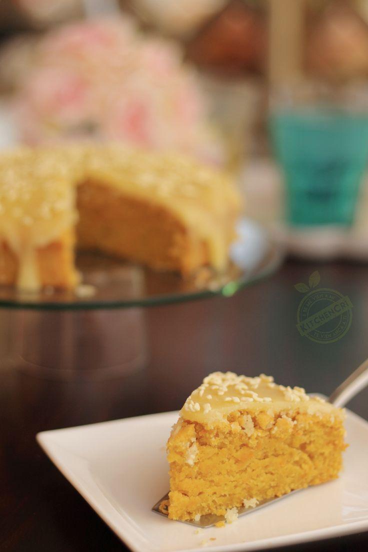 Carrot Cake Veg, torta di carote vegana una torta facile e veloce che si mantiene morbida per diversi giorni senza problemi
