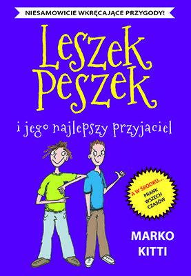 Leszek Peszek i najlepszy_przyjaciel_okladka_v1