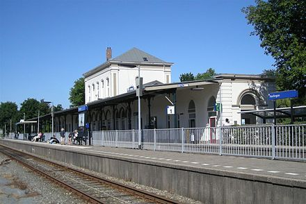 Station Harlingen - Wikipedia