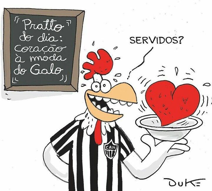 Bom dia massa! Haja coração! #Galo #EuAcredito #AtleticoMG #AquiéGalo #VamuGalo __ Siga : @instatleticanas @galoweb @galo_yeswecam @caiunohortotamorto @noticiadogalo @vamugalo_. by galoforte13