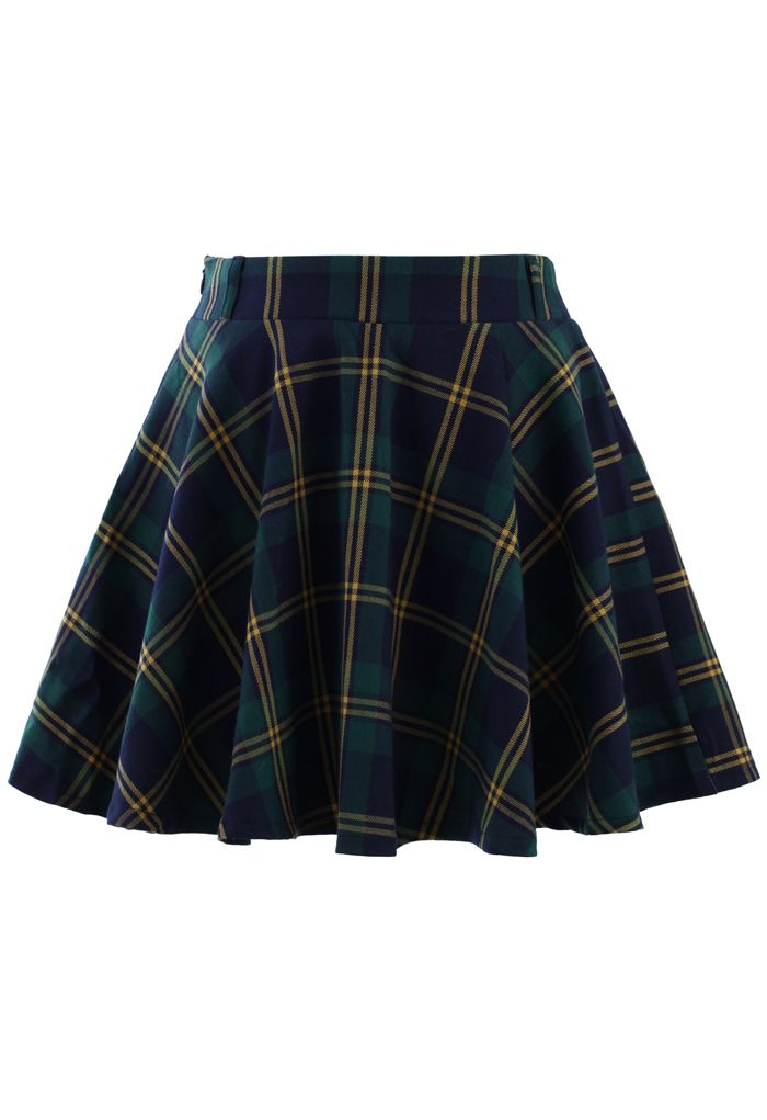 Very awesome if my school allowed monograming my school skirts