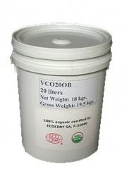 Kokosolje ¹ rå fra 1.kaldpress 20 liter