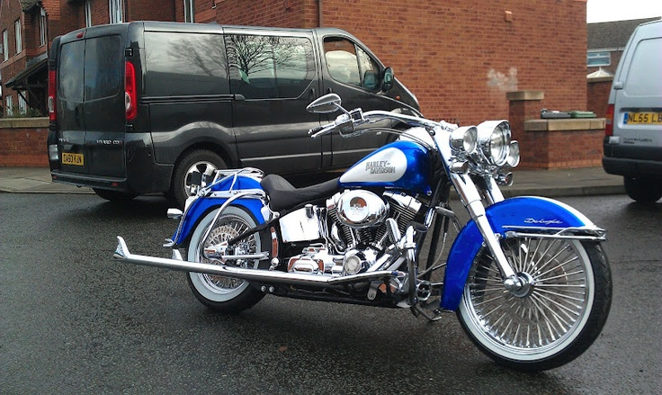 Inspirations!! Plz Post Pics of your Sleds - Page 2 - Harley Davidson Forums