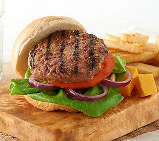 Kansas City Steak Company (24) 4.5 oz. Steakburgers Auto-Delivery