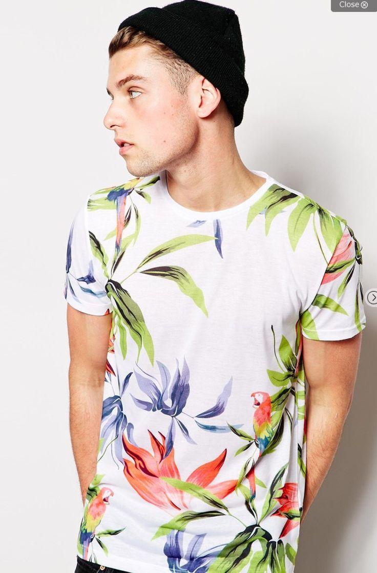 Tropical shirt