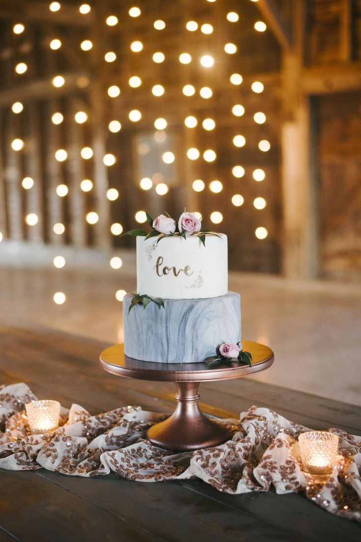 Rustic Romance Wedding Styled Shoot #countryweddingcakes