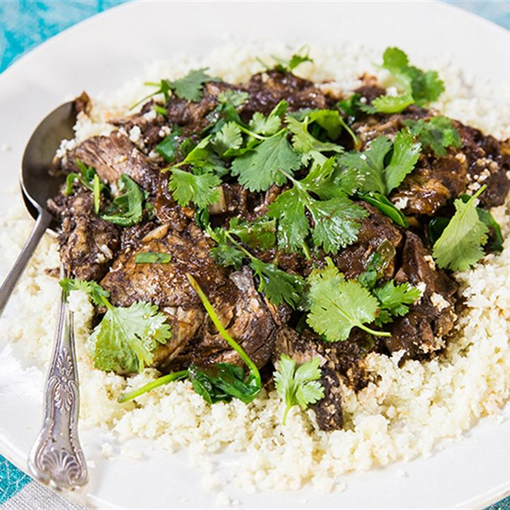 Try this Slow Cooked Chicken Curry recipe by Chef Jasmine and Melissa Hemsley . This recipe is from the show Hemsley + Hemsley - Healthy