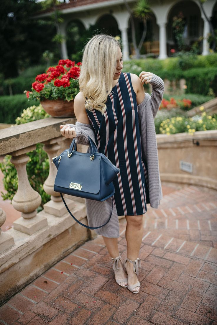 dress and sweater on sale!  (Carmel travel diary, Allyson in Wonderland)