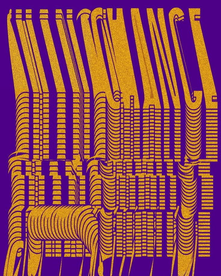 Very glitchy #glitch #typographyart #typography #graphicdesign #distorted #abstract #Type #experimental #experimentaltype
