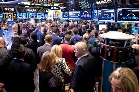 Con las caídas de esta semana Wall Street borra las subidas de las cinco anteriores - http://plazafinanciera.com/mercados/wall-street/con-las-caidas-de-esta-semana-wall-street-borra-las-subidas-de-las-cinco-anteriores/ | #WallStreet #WallStreet