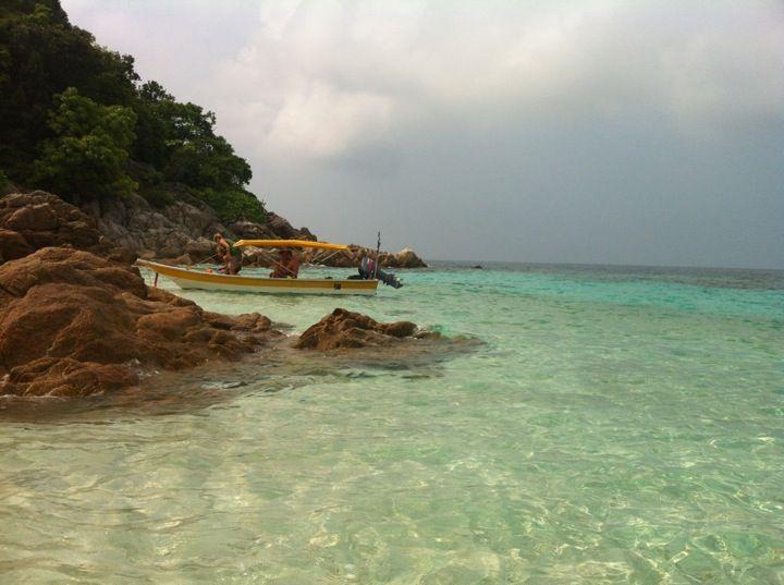 Rawa Island in Terengganu