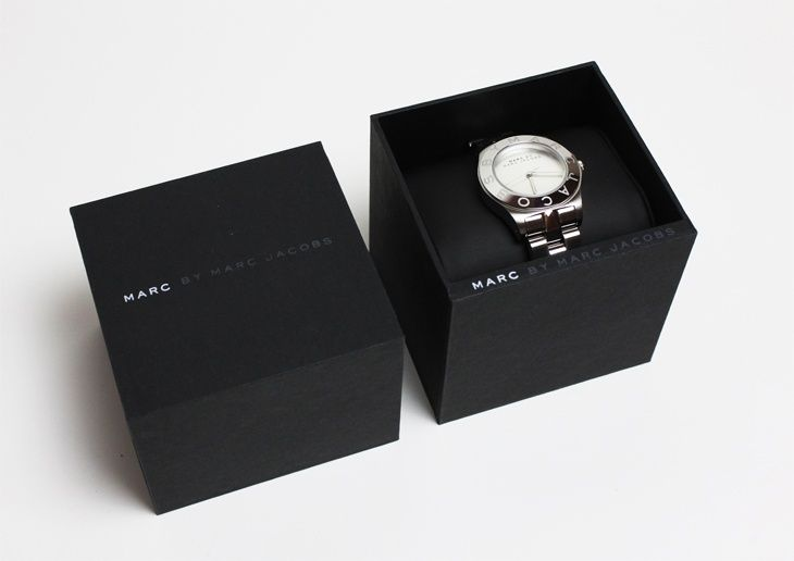 Marc by Marc Jacobs Blade watch, via Fashionhoax