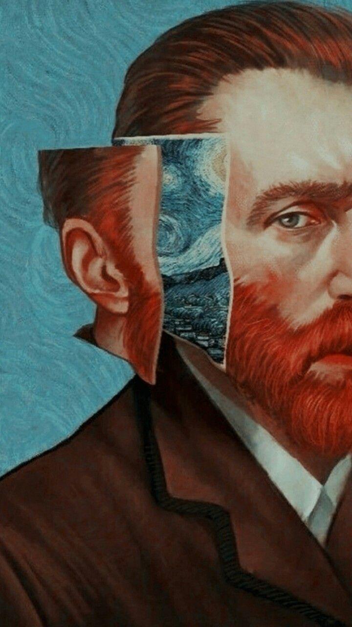 Van Gogh lockscreens | Wallpaper | Papel de Parede para Celular #Celular #de #Go…