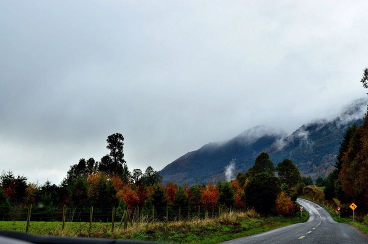 Pucón, Chile #photography #chile #outdoor