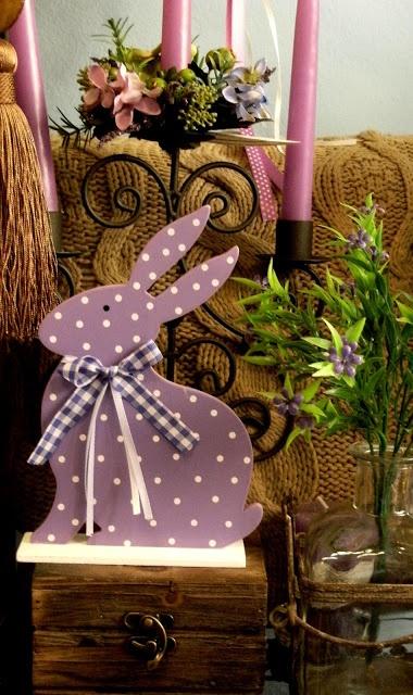 Otthon vidéken: Húsvéti dekoráció, húsvét története