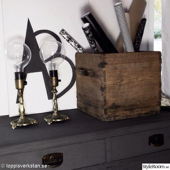Loppisverkstan - Ett inredningsalbum på StyleRoom