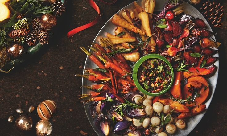 Make vegetables the star of the festive table this year