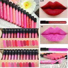 1 unids multi-colores ¡ maquillaje a prueba de agua del labio lápiz labial Lip Gloss Lip Pen Sexy(China (Mainland))