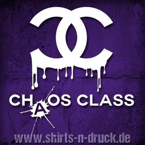 Abschluss T Shirts » Chaos Class
