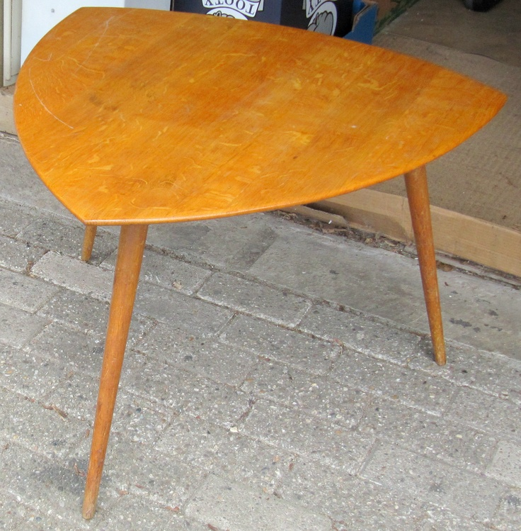 coffee table, 1953