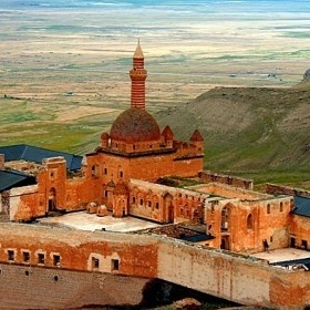 Ishak pasha Palace - AGRI City – Northeast /Turkey. See more about Turkey and Istanbul on our website at http://exclusivesurgery.com/Exclusive-Surgery/Istanbul%20Turkey