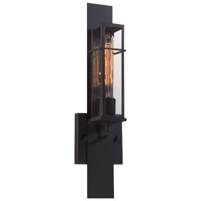 Muller outdoor wall sconce