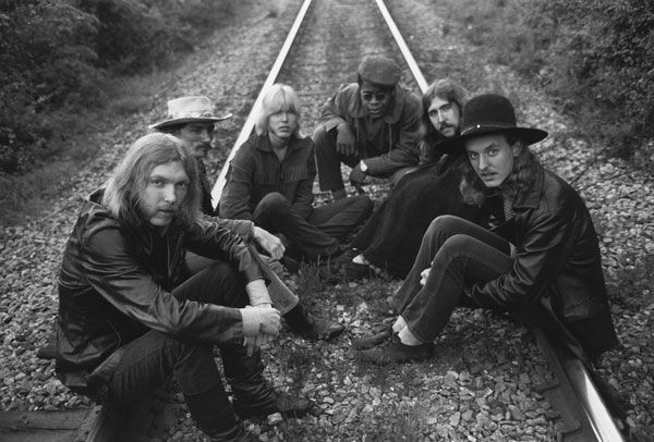 Allman Brothers' 'At Fillmore East' Expanded to Six-Disc Box Set | Music News | Rolling Stone