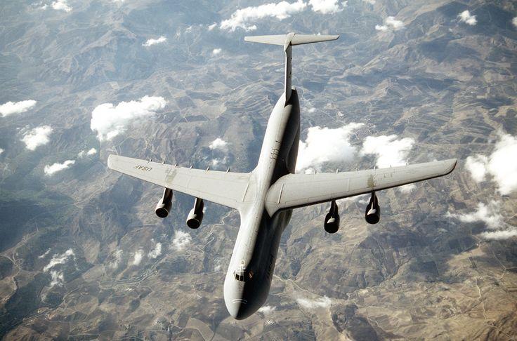 Lockheed C-5 Galaxy - Wikipedia, the free encyclopedia